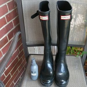 Authentic! Hunter Boots